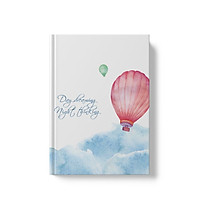 Sổ tay bìa cứng ruột Dot  - Day Dreaming