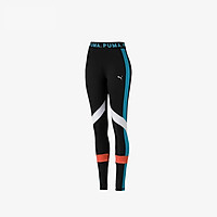 PUMA - Quần legging nữ Chase Black Caribean 578022-51