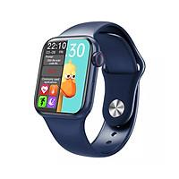 VINETTEAM đồng hồ thông minh HW12 series 6,sử dụng công nghệ cao chống nước ip67,đổi được hình nền, kết nối bluetooth có tiếng việt , nghe gọi nhắn tin , theo dõi sức khỏe -4391- hàng chính hãng