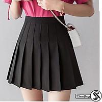 Chân váy chữ a tennis - chân váy xếp ly ngắn tennis kèm quần trong 3 màu năng động