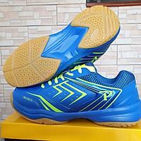 Giày bóng chuyền nam nữ Promax PR-19003 màu xanh dương, đế kép