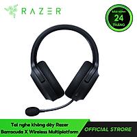 Tai nghe không dây Razer Barracuda X Wireless Multiplatform Gaming l Mobile - Hàng Chính Hãng
