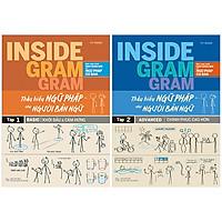 Combo Inside Gram Gram – Thấu Hiểu Ngữ Pháp Như Người Bản Ngữ (Tập 1 + 2)