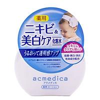 Nước dưỡng ẩm cho da mụn Nhật Bản cao cấp Naris Cosmetic Acmedica Acne Care Lotion (150ml) - Hàng chính hãng