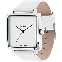 Đồng hồ Nữ Julius Hàn Quốc J1213 Trắng