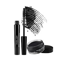 COMBO 01 Mascara  Inglot Eye Volume & Waterproof (8.5ml) + 01 Inglot Eye Amc Eyeliner Gel