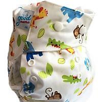 Combo 2 bỉm vải siêu chống tràn cho bé