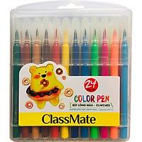 Hộp Bút Lông Màu Classmate WC403 -  24 Màu