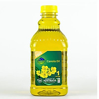 Dầu ăn hạt cải nguyên chất Kankoo 1L nhập khẩu chuẩn Úc