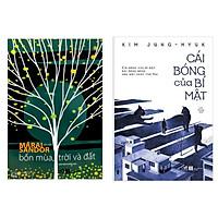 Combo Sách Văn Học Hấp Dẫn: Cái Bóng Của Bí Mật + Bốn Mùa, Trời Và Đất (Bộ 2 Cuốn Truyện Về Cuộc Sống Thường Nhật)