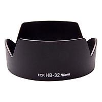 Lens Hood Nikon HB-32 (Đen) - Hàng Nhập Khẩu