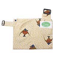 Khăn choàng che bé bú chất vải cotton Hàn Quốc kiểu dáng mới - Giao hoa văn ngẫu nhiên