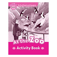 Oxford Read And Imagine Starter: At the Zoo (Activity Book)