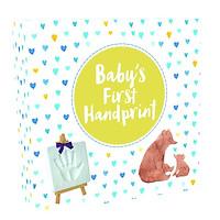Baby's First Handprint
