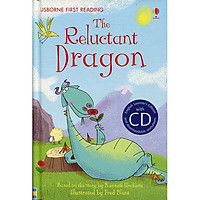 Usborne The Reluctant Dragon + CD