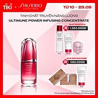 [NEW] Tinh chất dưỡng da Shiseido Ultimune Power Infusing Concentrate 30ml - Phiên bản mới