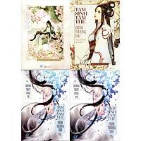 Combo Thập Lý Đào Hoa - Chẩm Thượng Thư trọn bộ 4 cuốn