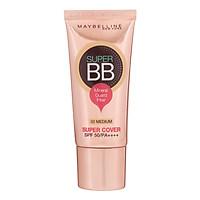 Kem Trang Điểm Maybelline Super BB Super Cover SPF50/PA++++ (30ml)