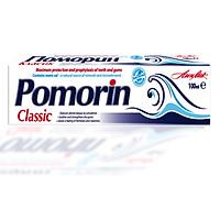 Kem đánh răng Pomorin classic muối biển 100ml.