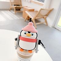 Ốp - Bao dành cho airpods 1/2/pro hình cánh cụt siêu cute