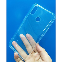 Ốp lưng dẻo silicone trong suốt dành cho Oppo Realme 3 Pro