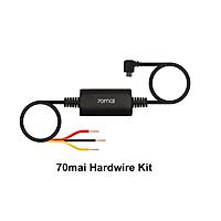 Bộ Kit nguồn 70mai Hardwire Kit đấu điện 24/24 cho camera hành trình ô tô - Hàng Nhập Khẩu