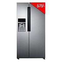 Tủ Lạnh Side By Side Inverter Samsung RS58K6417SL (575L) - Hàng chính hãng