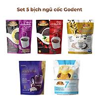 Combo 5 bịch ngũ cốc dinh dưỡng Godent