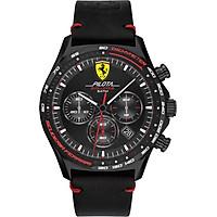Đồng Hồ Nam Chronograph Lịch Ngày Ferrari 0830712 (44mm)