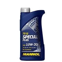 Dầu Động Cơ Xăng MANNOL 7512 SAE 10W30 Special API SN 1 Lít