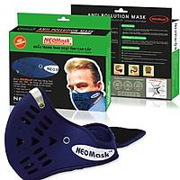 Khẩu trang N95 than hoạt tính cao cấp chống bụi kháng khuẩn chống độc Neovision NeoMask
