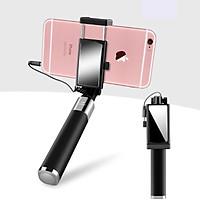 Gậy Selfie Kèm Gương Ấn Tượng Hoàn Hảo EarlDom ZP-07 - Hàng Chính Hãng