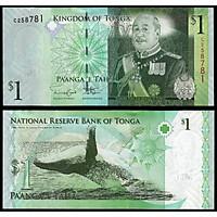 Tiên châu Đại Dương, 1 Pana Vương quốc Tông Ga con cá heo