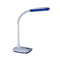 Đèn bàn (đèn học chống cận) LED 5W Rạng Đông, bảo vệ thị lực (Vỏ đèn XANH - TRẮNG/ Ánh sáng VÀNG)