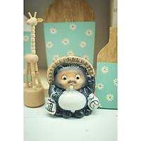 Tượng Gốm Gấu Trúc Cute - Dùng để trang trí hoặc làm ống heo tiết kiệm tiền