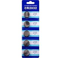 Pin CMOS CR2032