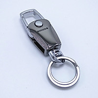 Móc khóa OMUDA 3744 - Móc Khóa Thép Cao Cấp Gài Thắt Lưng Móc Khóa Ô Tô Xe Máy Mã OMD3744