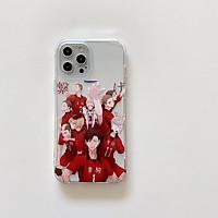 Ốp Lưng Case Dành Cho Iphone Dẻo Anime Nhật Bản Siêu Trong Không Ngả Màu Cho Iphone 7g/8g/7plus/8plus/X/XS/XR/XSmax/11/12prm