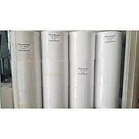 50 cuộn Decal nhiệt in tem nhãn 75x50, cuộn 30m