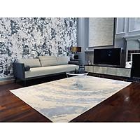 Thảm trải sàn/ Thảm trang trí phòng khách/ Thảm trải sàn phòng ngủ Kaili Giverny JW9035B- HÀNG NHẬP KHẨU