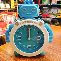 Đồng hồ báo thức hình robot