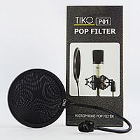 Màng lọc âm TIKO P01 Pop Filter - Hàng chính hãng