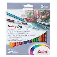 Bút vẽ màu nước Pentel Watercolor Pencil CB9