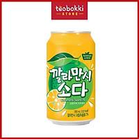 Nước soda trái cây 4 vị 350ml