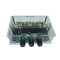 305 TPA3116 Digital Bluetooth Power Amplifier Board Audio Class D Bass Subwoofer Amplifier 2.1 Channel 2*50W+100W Stereo
