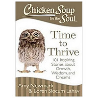 Chicken Soup for the Soul: Time to Thrive : 101 Inspiring Stories About Growth, Wisdom, and Dreams
