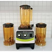 Máy ủ trà, đảo trộn trà 3 cối, công suất 1500W