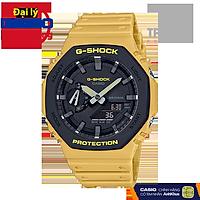 Đồng hồ nam dây nhựa Casio G-Shock chính hãng GA-2110SU-9ADR