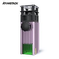 ATOMSTACK 30W 405nm Engraving Laser Module Compatible with A5 Laser Engraving Cutting Machine Eye Protection Upgraded