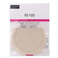 Vải Lọc Hario Syphon - Mã FS-103